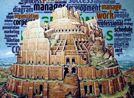 La gestión artesanal de proyectos y la torre de Babel