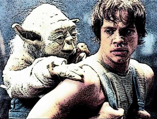 Maestro Yoda, Anakim Skywalker