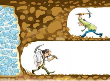 Perseverancia, el poderoso condimento de la genialidad