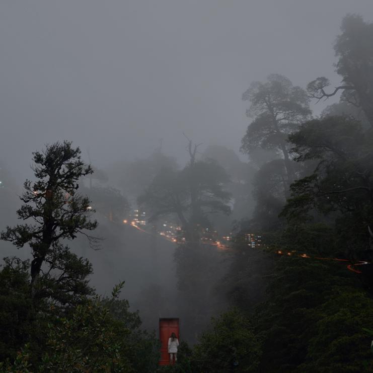 Soñando con paisajes inexistente