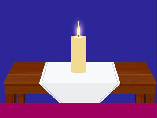 La paz y el compromiso con mi prójimo brota de saber que la vida no termina con la muerte.