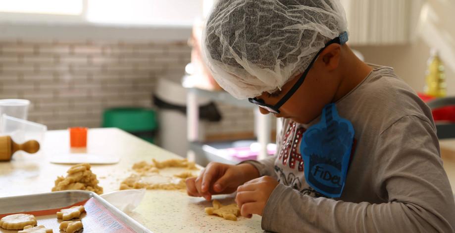 Decoración de galletas para niños