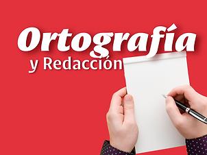 Curso en línea Ortografía y Redacción