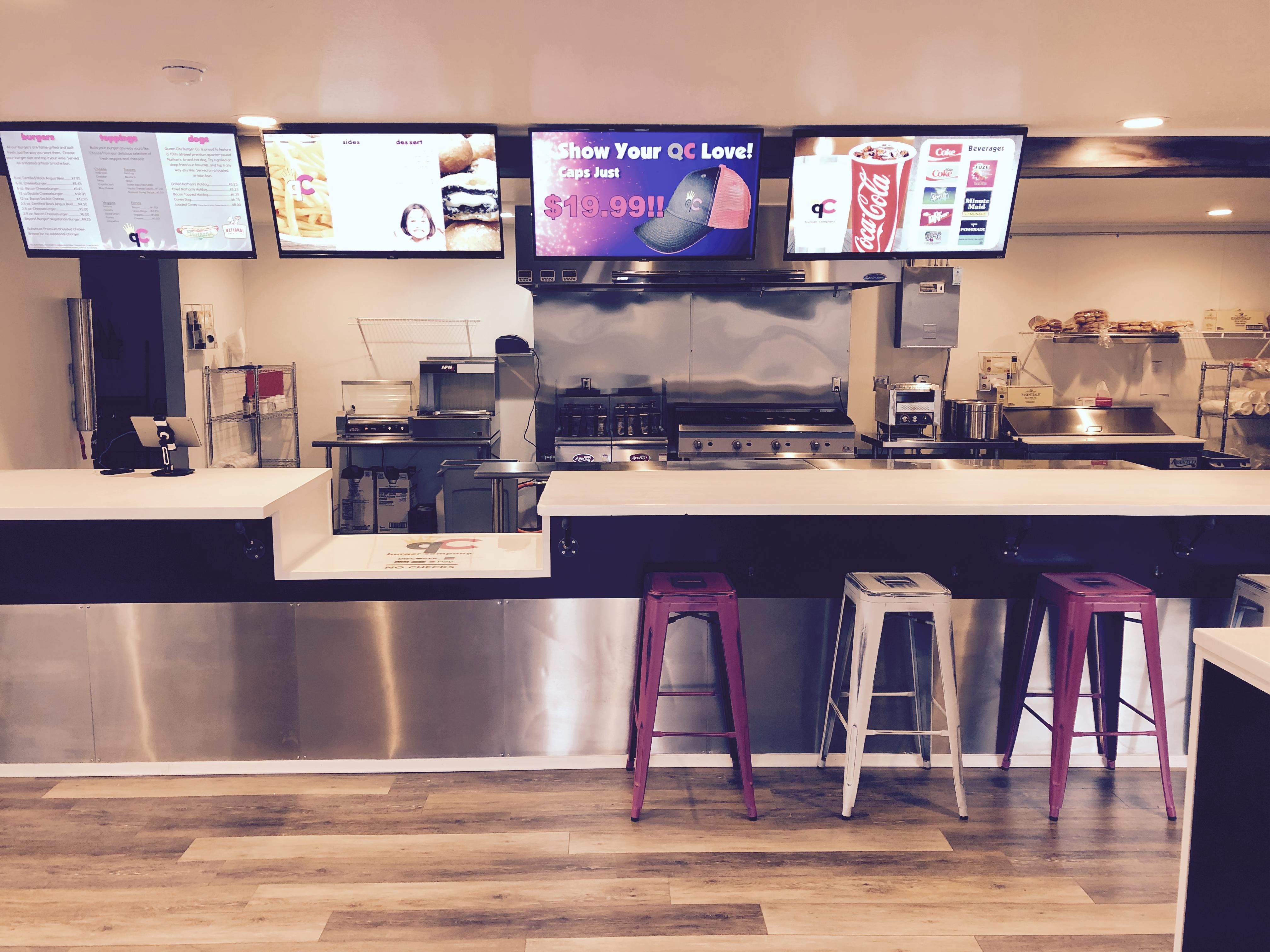 Queen City Burger Kitchen