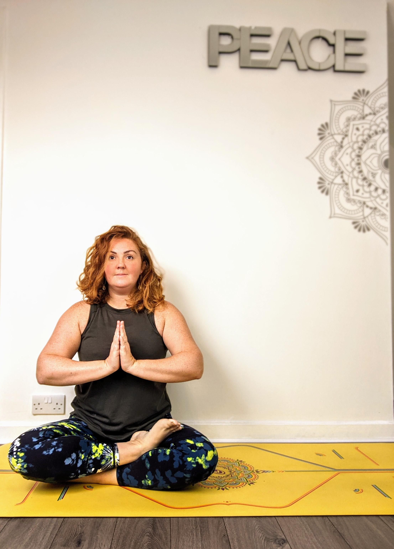 Yin Yoga Monday Evenings
