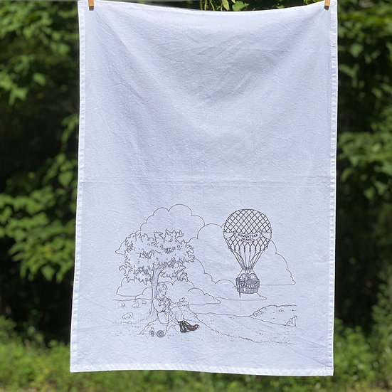 Rowena Tea Towels