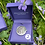 Thumbnail: Heathergems Tree of Life Silver Plated Brooch