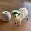 Thumbnail: Felicita, the Felted Sheep