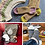 Thumbnail: Armchair Travel Knit Kit 2: Hebridean Walking Socks