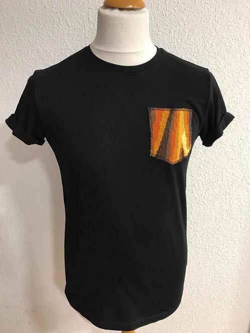T-shirt à poche CAN