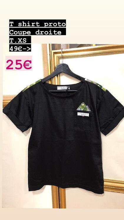 T shirt proto - T. XS