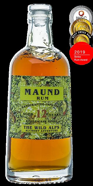 WIld ALPS Maund wild best Medaillen 2019