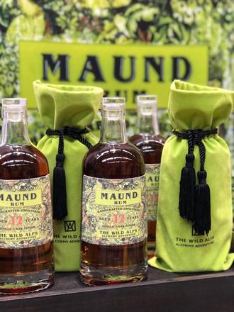 MAUND RUM - Best Swiss Rum 2019