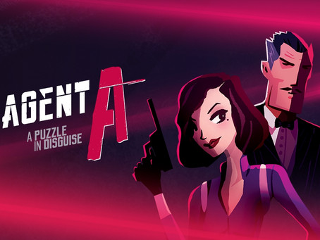 Agent A: A puzzle in disguise | Nintendo Switch Review