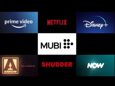 Online Streaming Services | UK Sites
