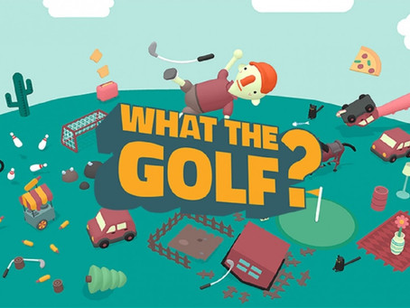 WHAT THE GOLF? | Nintendo Switch Review