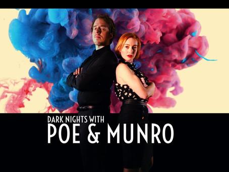 Dark Nights with Poe & Munro | Nintendo Switch Review