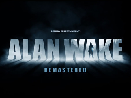 Alan Wake Remastered   PS5 Review