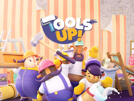 Tools Up!   PS4 Review