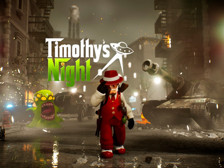 Timothy's Night | PS5 Review