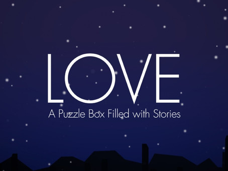 Love: A Puzzle Box Filled with Stories | Nintendo Switch Review