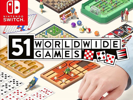 Quarantine Fun | 51 Worldwide Games