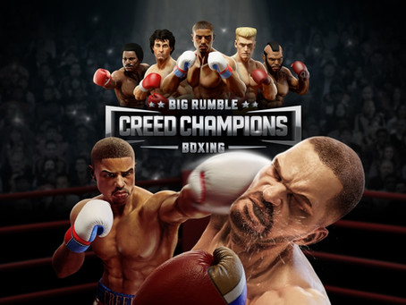 Big Rumble Boxing: Creed Champions | Nintendo Switch Review