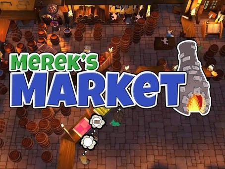 Merek's Market | PS4 Review