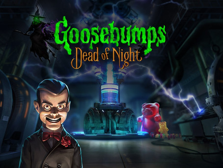 Goosebumps Dead of Night   PS4 Review