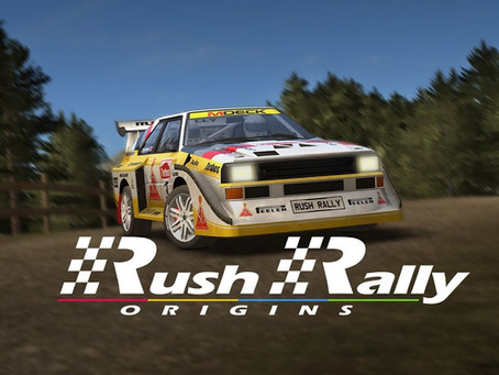 Rush Rally Origins | Nintendo Switch Review