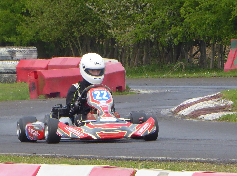 Second chicane, Fulbeck.