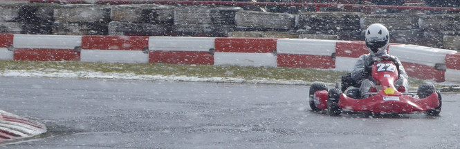 Fulbeck in the snow