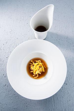 Passatelli by Massimo Bottura