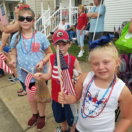 Wellsburg 4th Parade