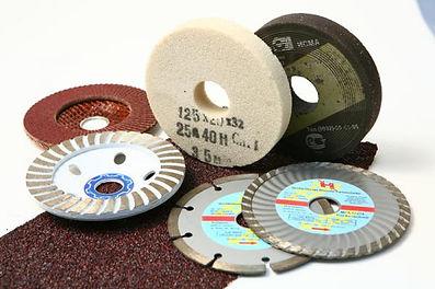 Отрезные и шлифовальные диски