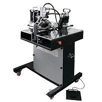 Универсальный стол для работы с электротехническими шинами