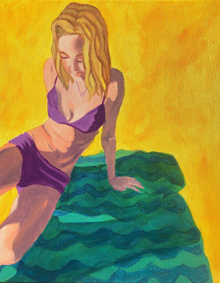 Megan in Malibu