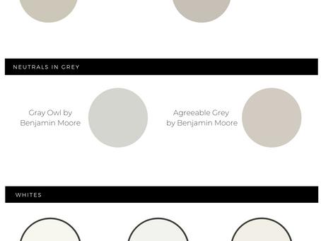 Too many shades of Grey?