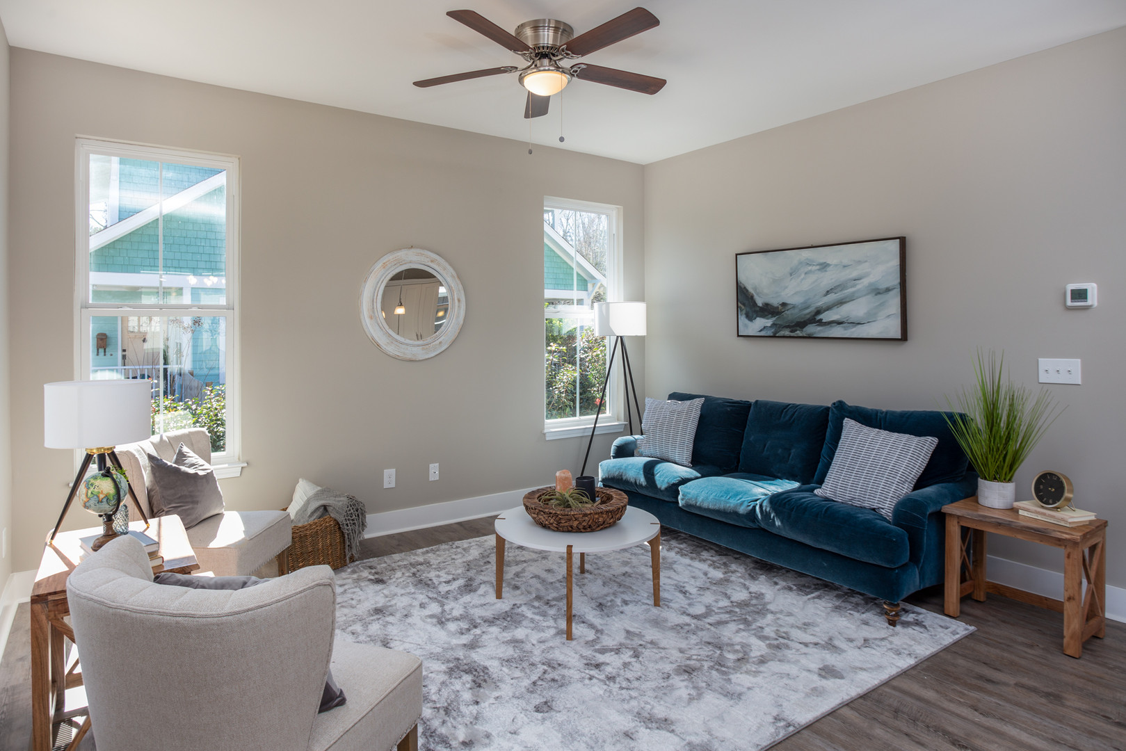 Affordable Coastal Home Staging - Wilmington, NC