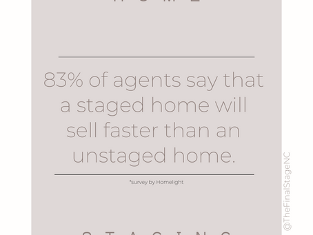 What is Home Staging? And Why It's So Important When Selling a Home.