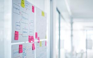 Efficiency Marketing Brainstorming session.