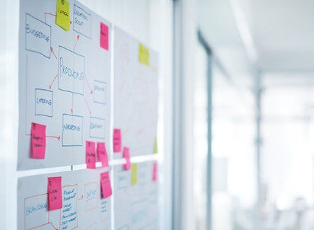 Brainstorm how-to: the wall of ideas