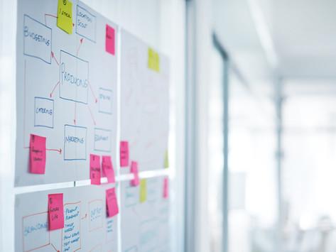 Como pensar em conjunto: a parede de ideias