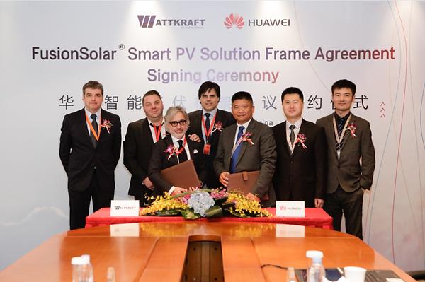 Huawei Falownik - Wattkraft