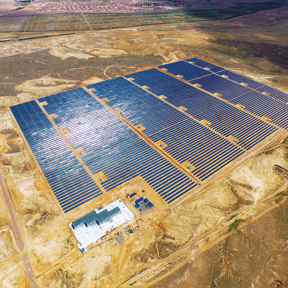 Ningxia,China 30MW