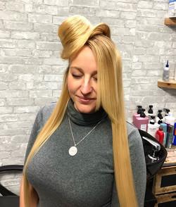 Creative Hair Art