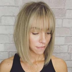Highlights/Haircut by @shannelandhai
