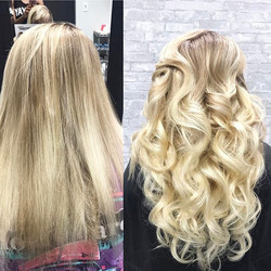 Extensions & Curls