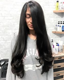 Haircut/Blowout By @kelleyscanvas