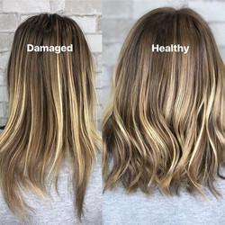 Haircut by @kelleyscanvas